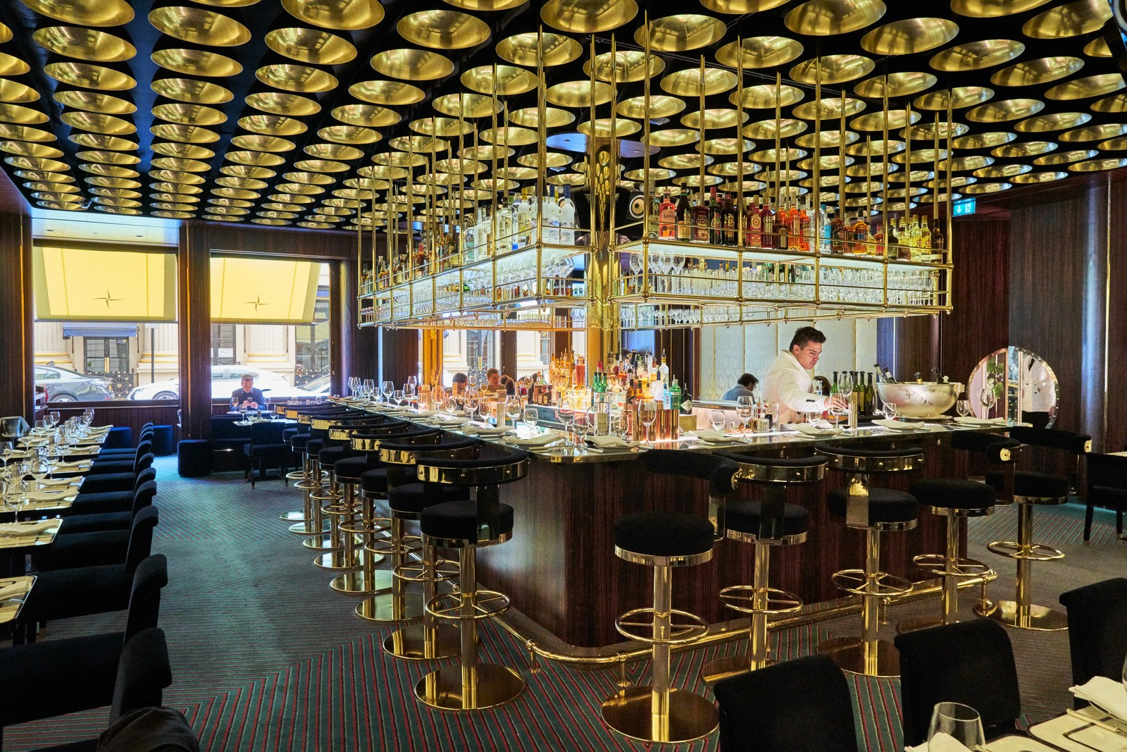 Copperfield S Bar And Restaurant